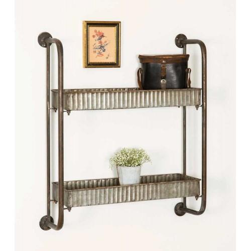 Small Corrugated Shelves