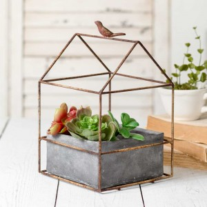 Small House Planter