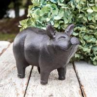 Small Piglet Garden Statue