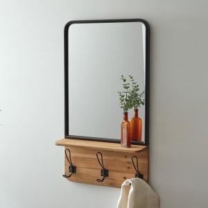 SoHo Industrial Wall Mirror