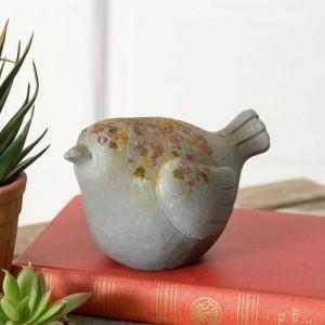 Songbird Resin Figurine