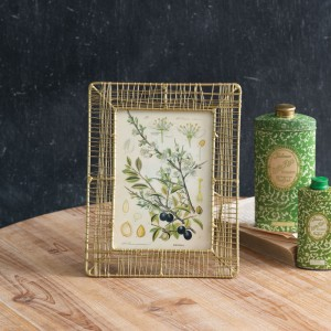 Sonoma Gold Picture Frame