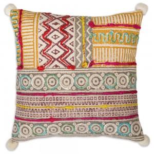 Sophia Hand Woven Throw Pillow