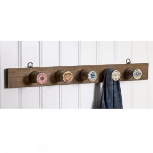 Spool Wall Rack