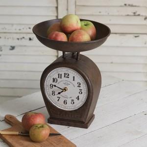Standard Time Scale Clock
