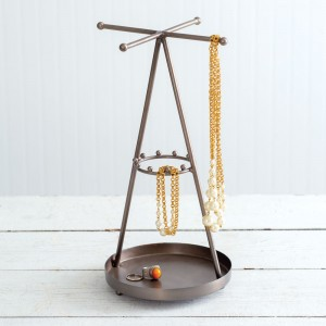 Standing Jewelry Display