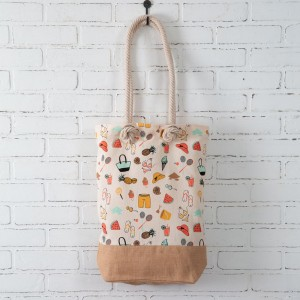 Summer Fun Market Bag