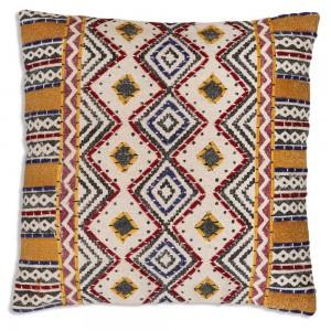 Suzani Hand Woven Throw Pillow