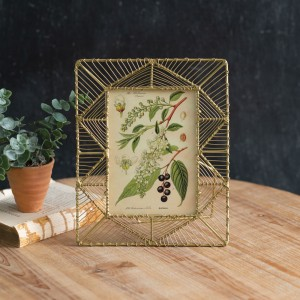 Tahiti Gold Picture Frame