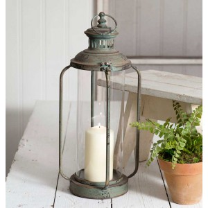 Tall Cork County Lantern
