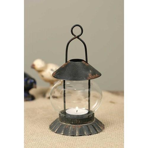 Tart Pan Tea Light Lantern