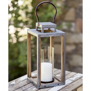 The Asheville Rustic Lantern