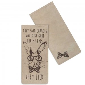 They Lied Glasses Case