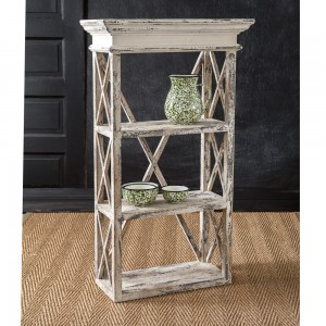 Three-Tier Storage Shelf