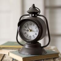 Train Lantern Clock