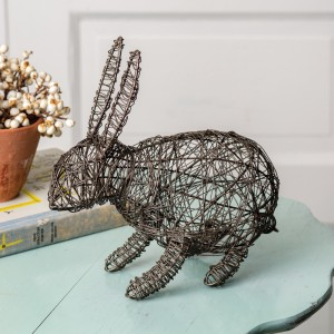 Twisted Wire Bunny