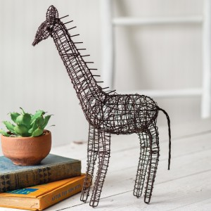 Twisted Wire Giraffee