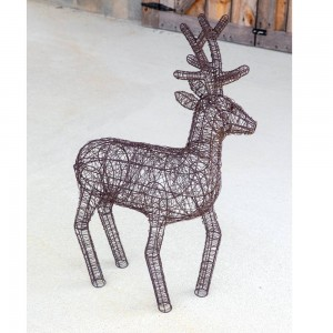 Twisted Wire Reindeer