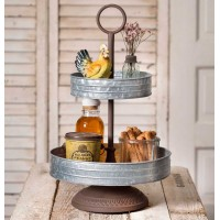 Two-Tier Annabeth Tray