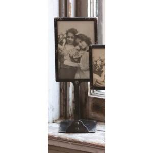 Vertical Bin Photo Frame