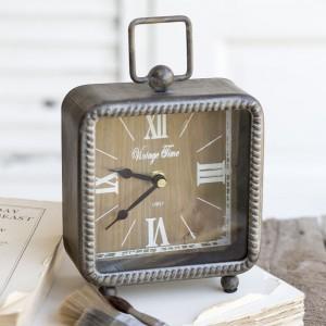 """""""Vintage Time"""" Clock"""