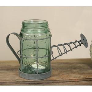 Watering Can Mason Jar Holder