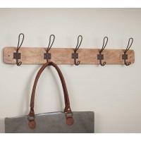 Wood Entryway Rack